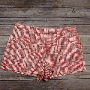 Kate Spade Saturday Mini Shorts Size 6